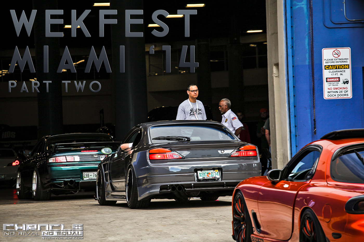 Wekfest Miami 2014 Coverage…Part 2…