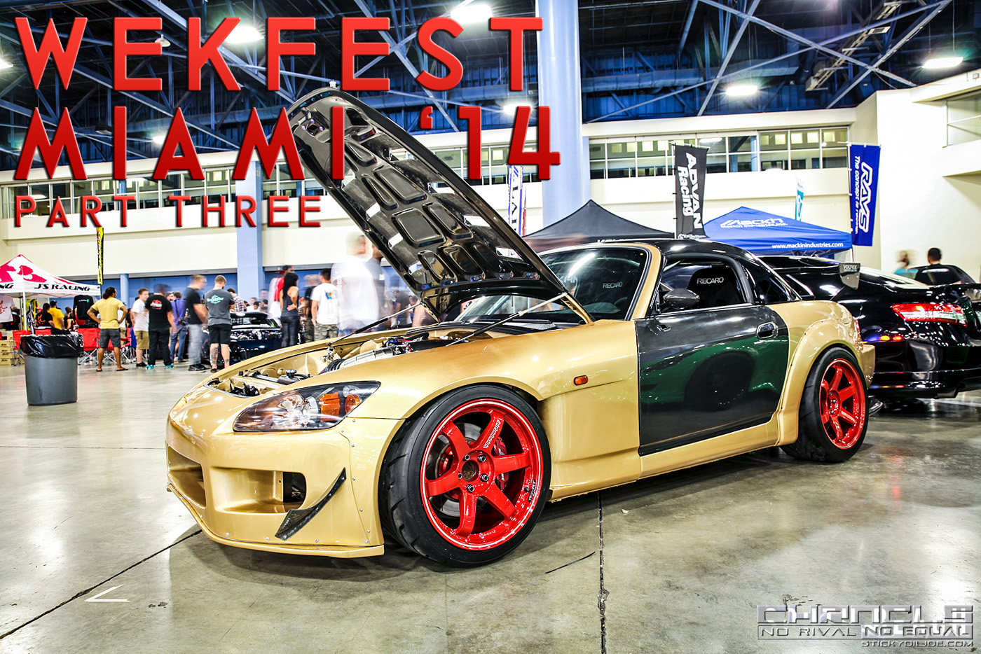 Wekfest Miami 2014 Coverage…Part 3 of 3…