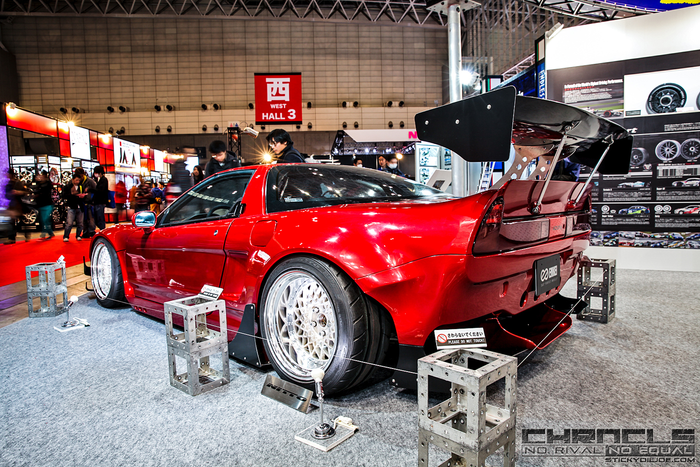The Chronicles Tokyo 2015 Coverage…Part 5: The End of Tokyo Auto Salon 2015…
