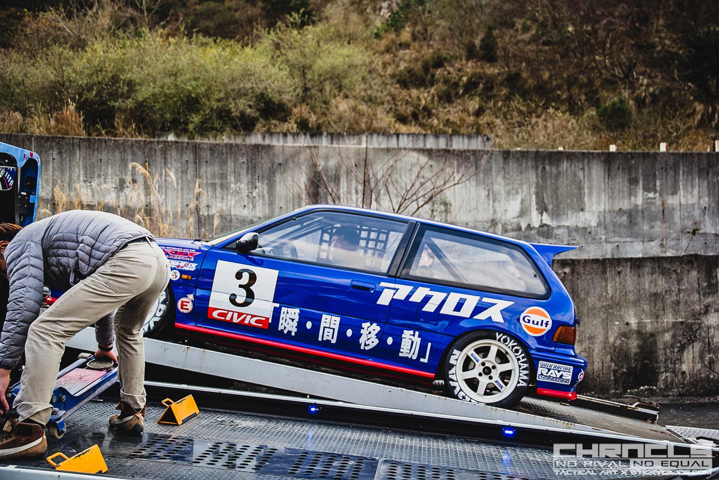 Sights From Nakayama Circuit Japan….
