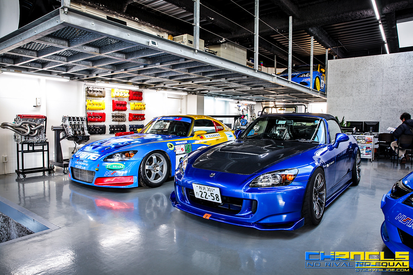 The Chronicles Tokyo 2015 Coverage…Part 7: Spoon Sports and Type One…