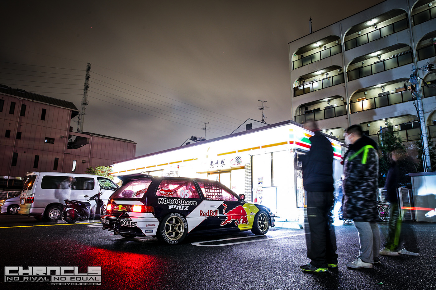 The Chronicles Osaka 2015 Coverage…Part 4: Late Night Osaka Civic Gathering…