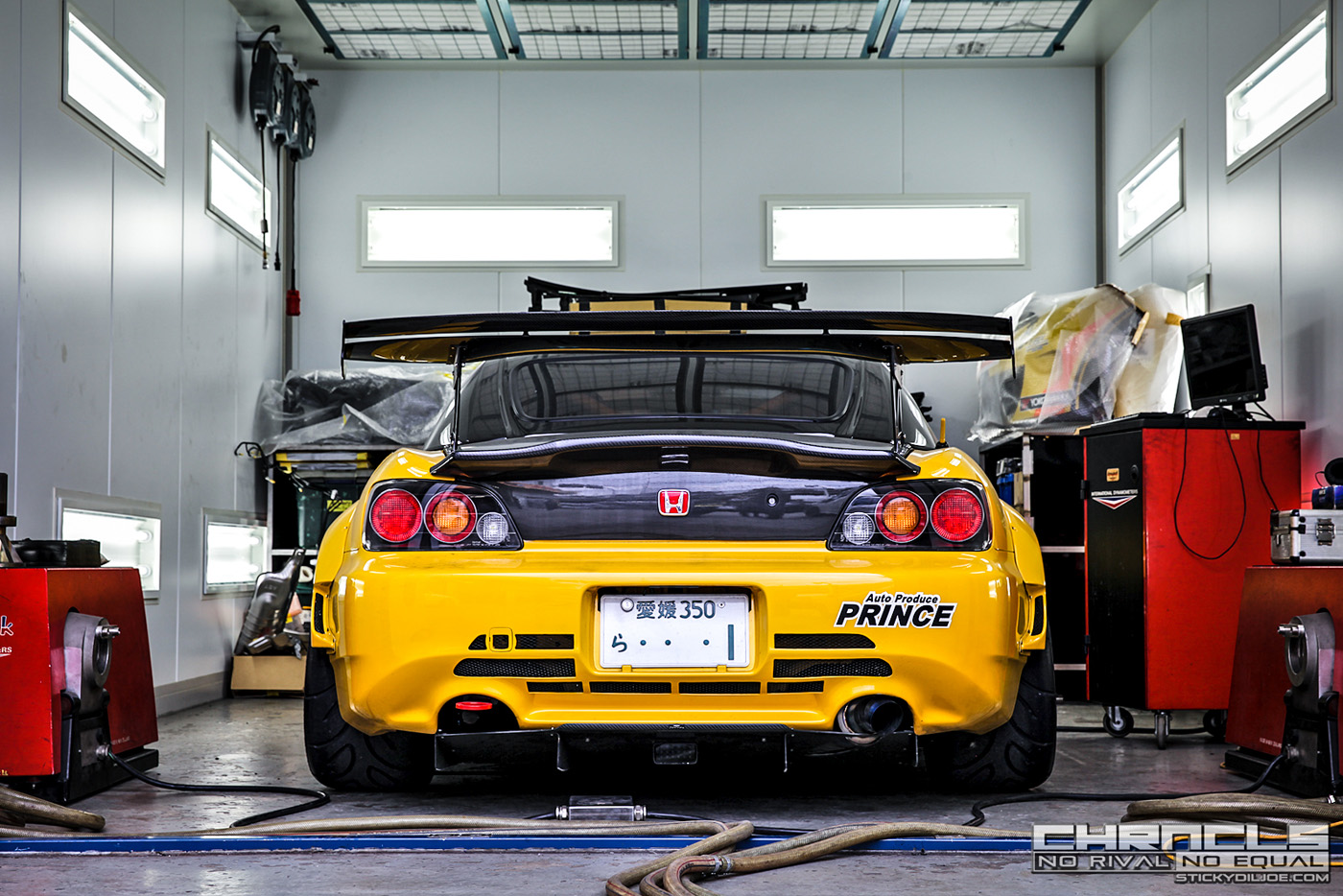 The Chronicles Osaka 2015 Coverage…Part 5: J's Racing and The End of Our Japan Trip…