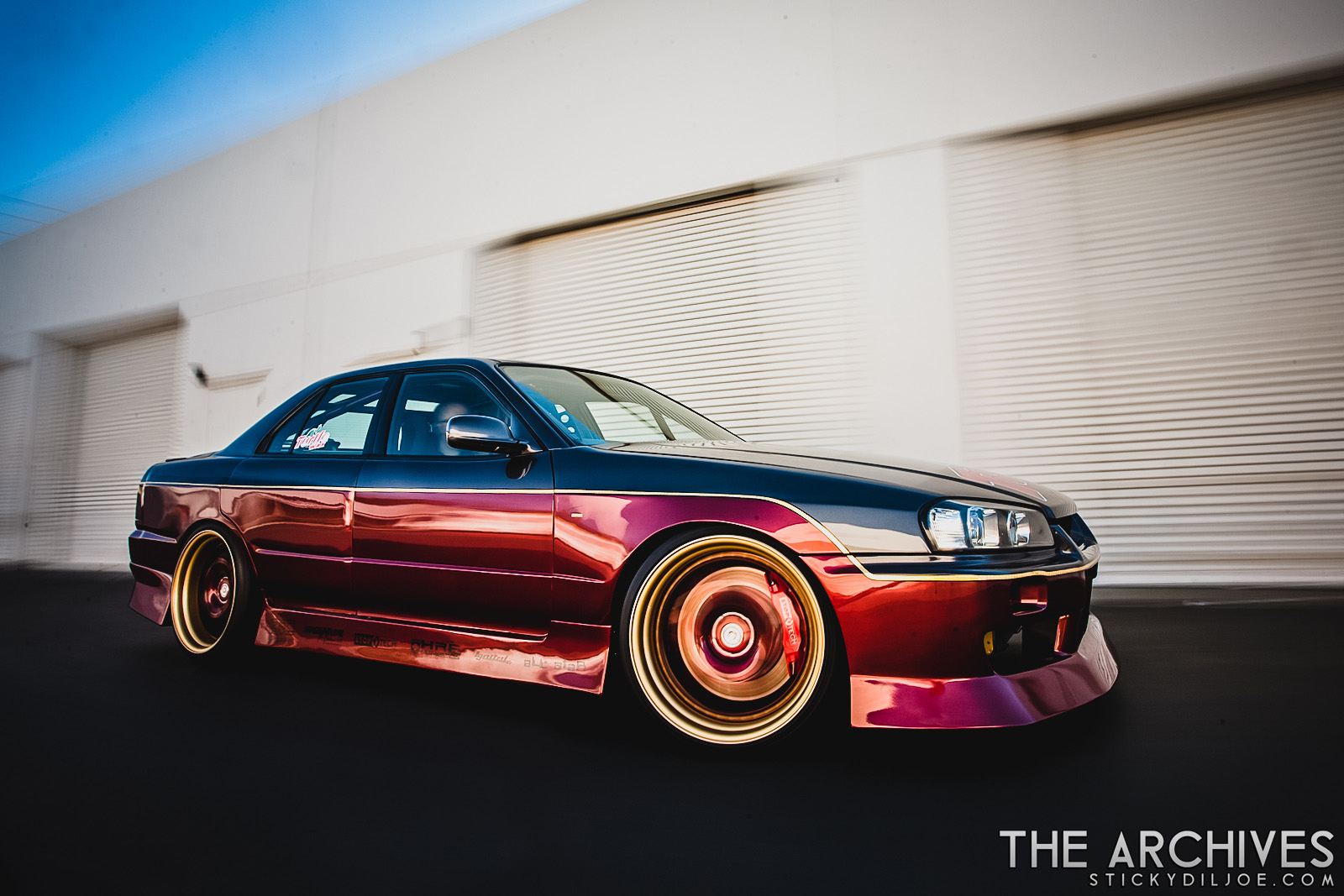 THE ARCHIVES: A Look Back At The Tjin Edition ER34 Skyline…
