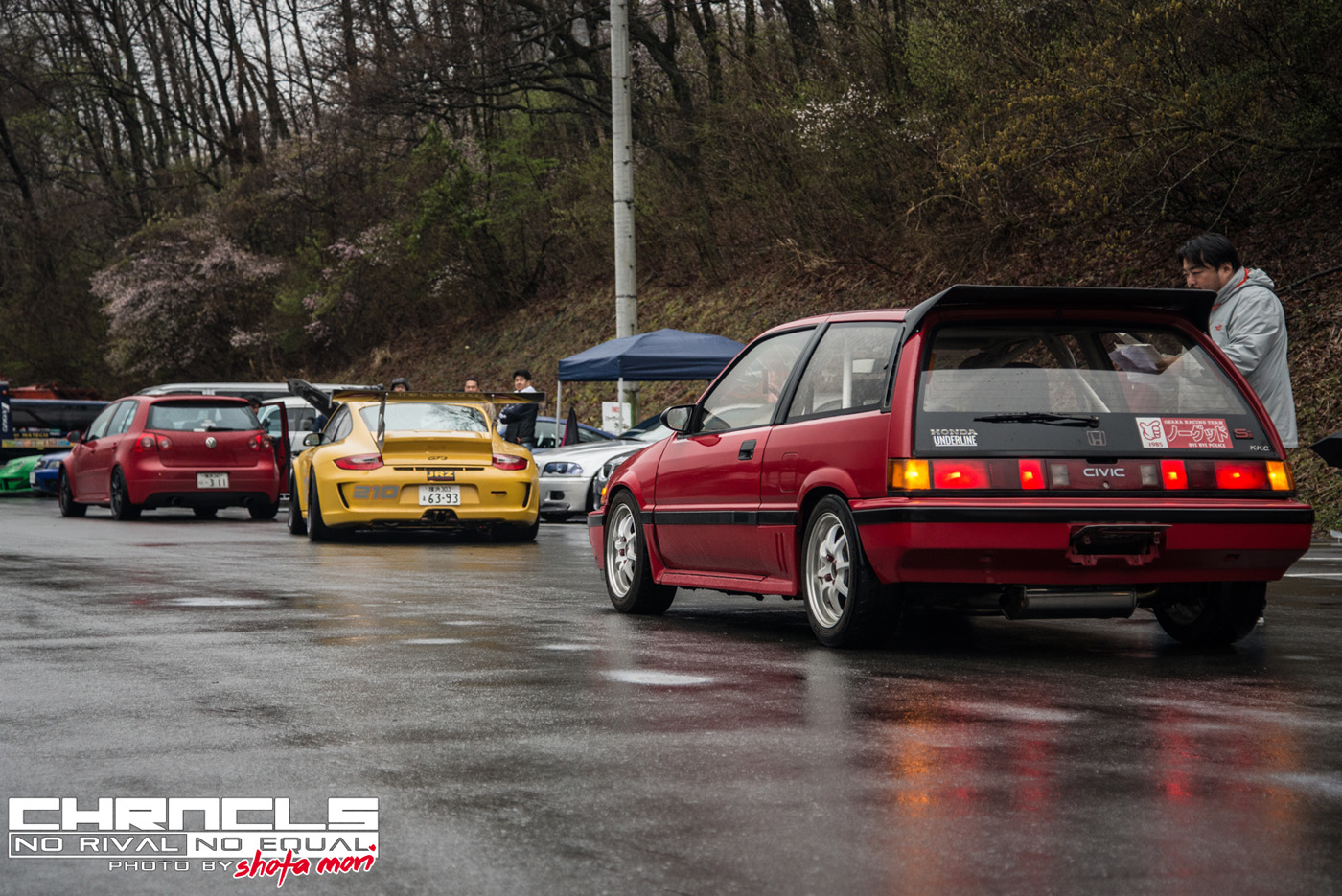 Track And Show Japan 2015 Coverage…Part 1 of 3…