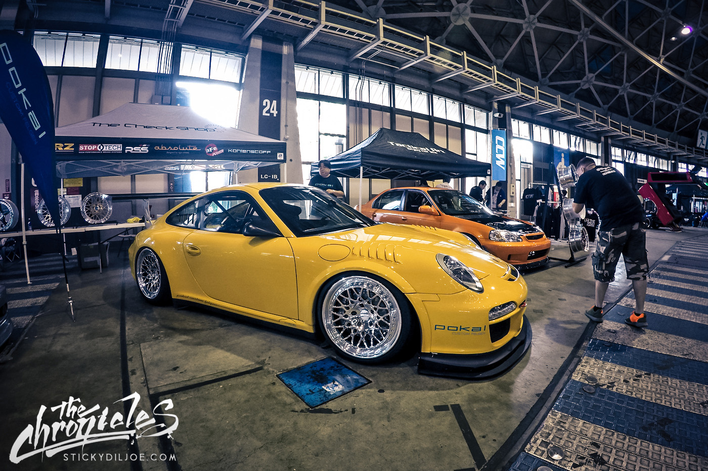 The Chronicles Vlog #7 (Part 5): All That Is Wekfest Japan…