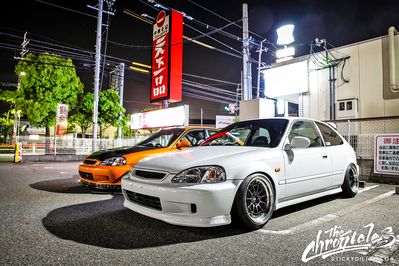 The Chronicles Vlog #7 (Part 2): Life in Osaka Ft. 9010design, AP Garage, and Garage Kiyotaki…