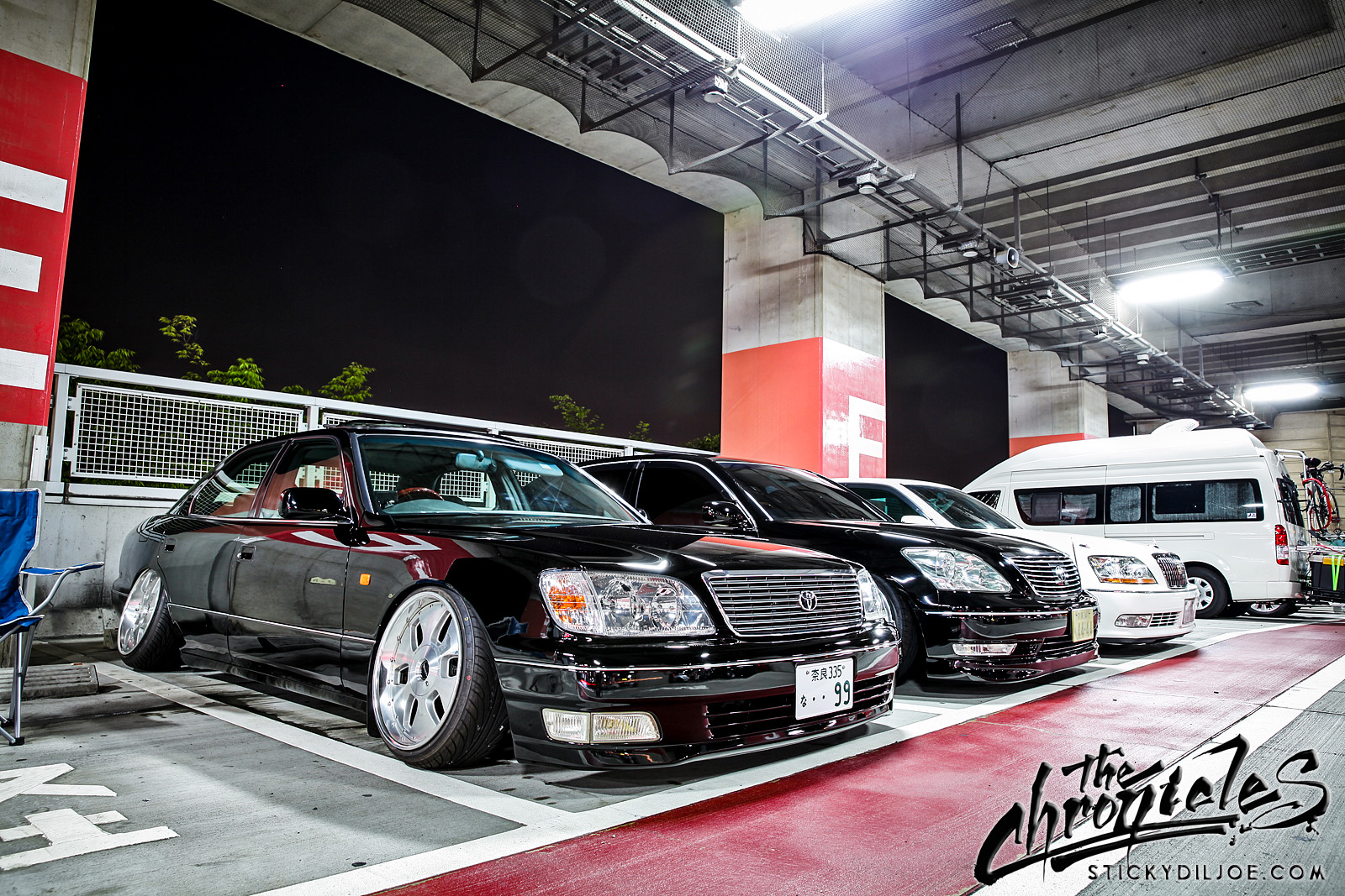The Chronicles Vlog #7 (Part 4): Random Night Meet And The Journey To Wekfest Japan…