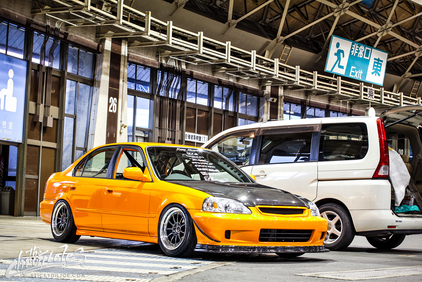 Wekfest Japan 2015 Coverage…Part 1…