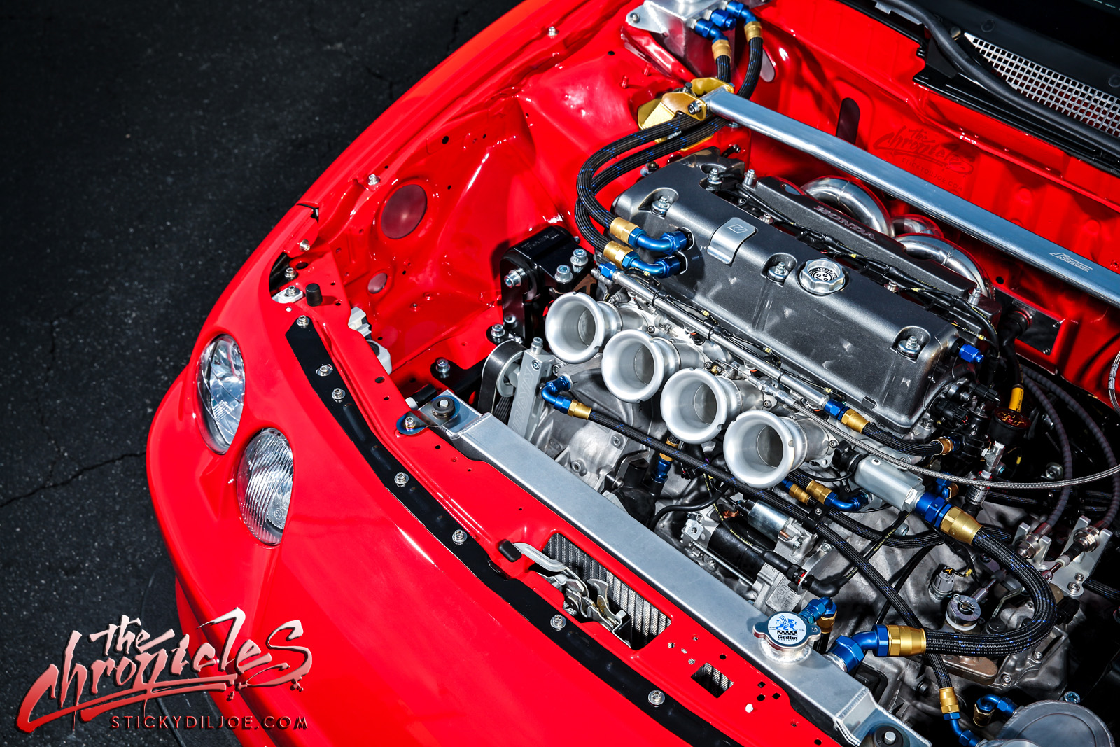 Exclusive Content: Unpublished Photos of Phil Sison's Integra from 2015 SS Honda Issue…