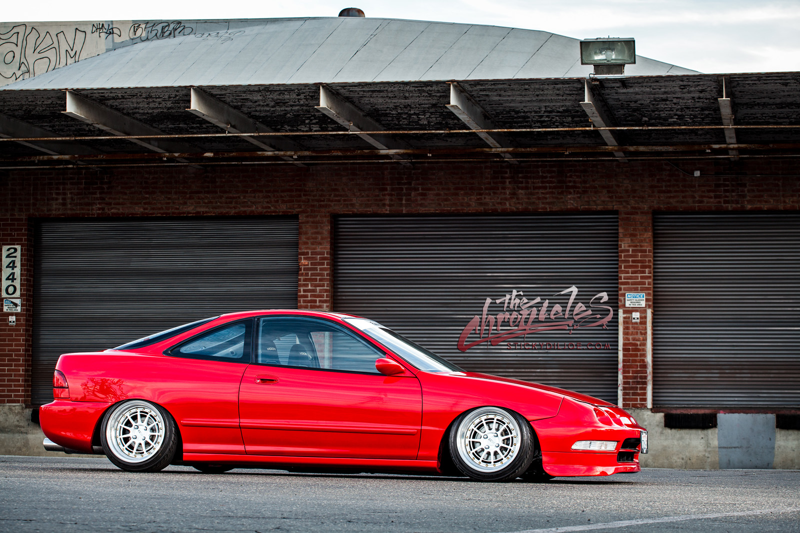Exclusive Content: Unpublished Photos of Mikey Cristi's Integra from 2015 SS Honda Issue…