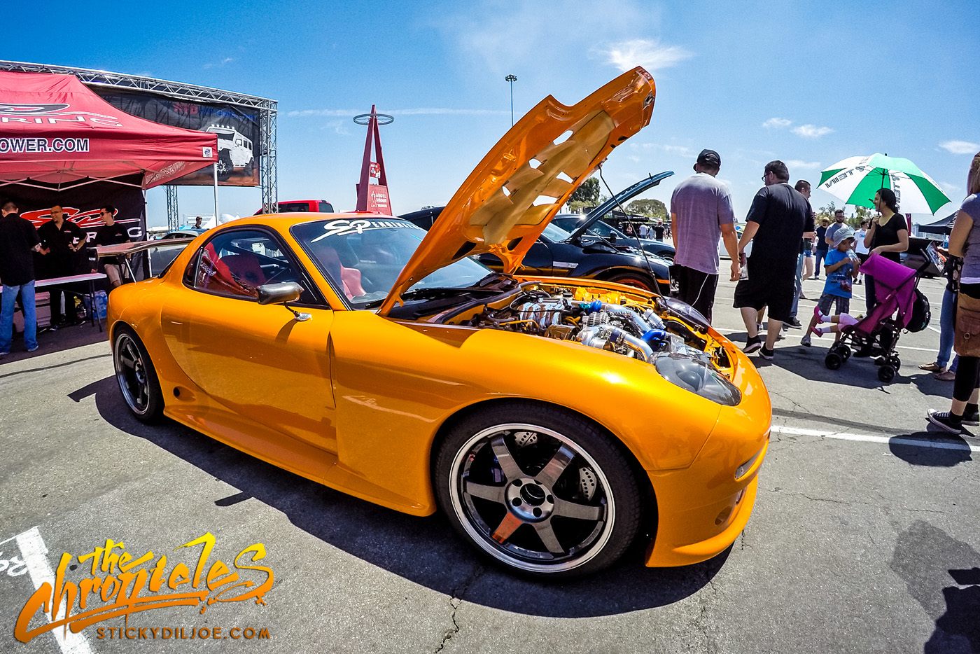The Chronicles Vlog #12: Nitto Tire Auto Enthusiast Day…