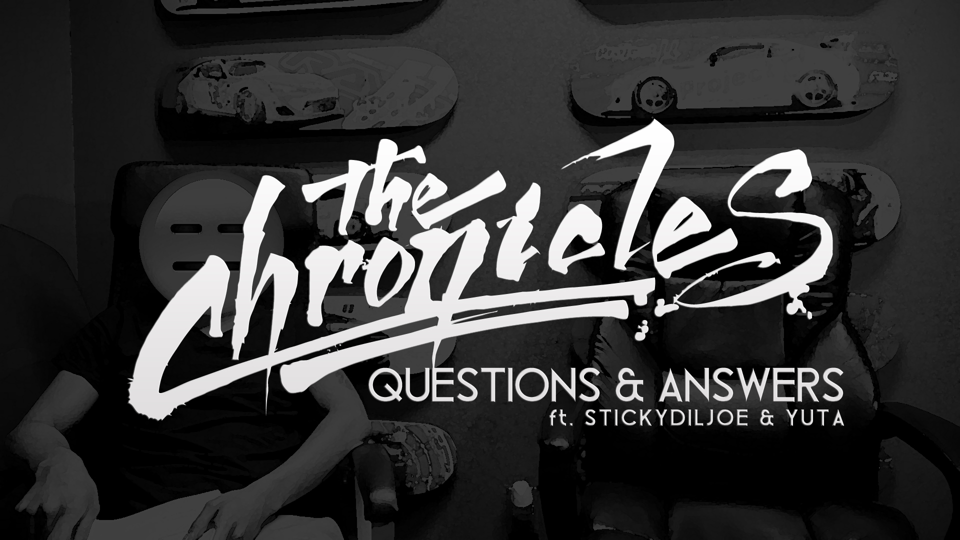 The Chronicles Q&A #1: Ask Me Anything… (Part 1)
