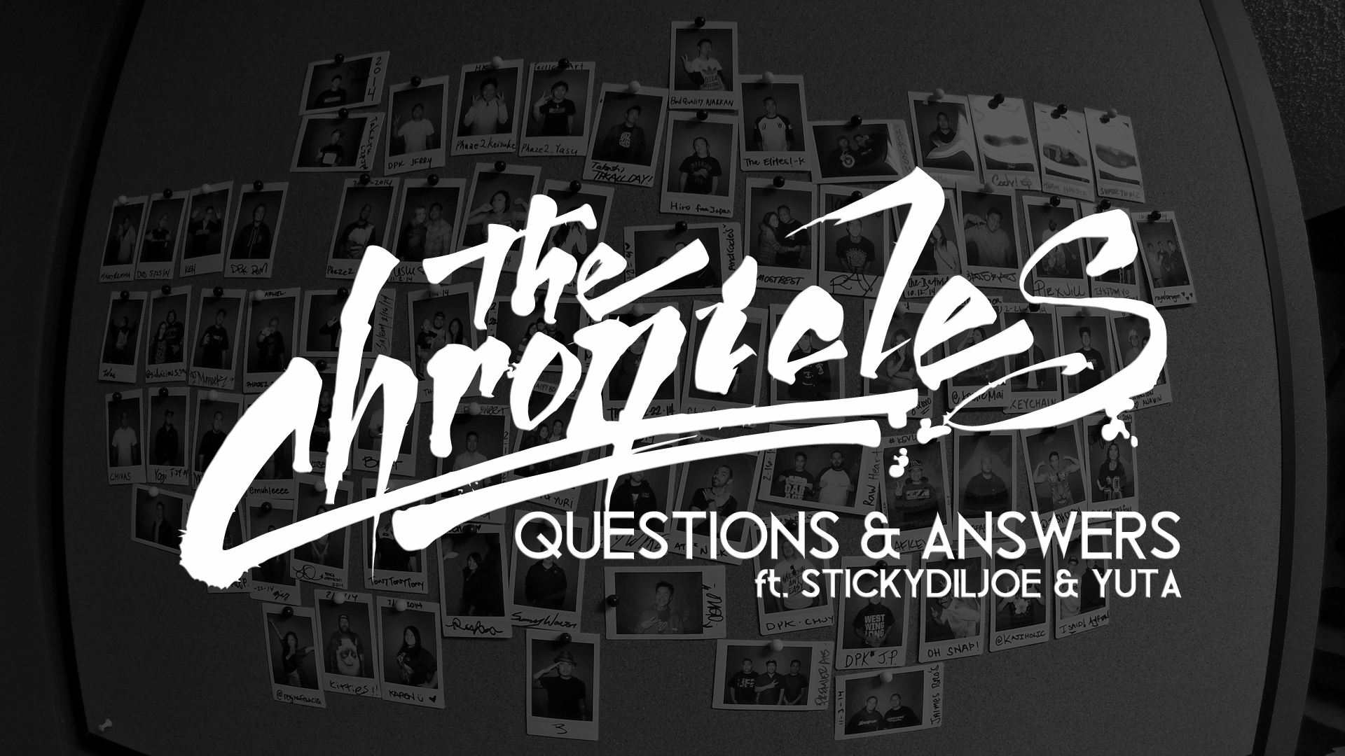 The Chronicles Q&A #1: Ask Me Anything… (Part 2)