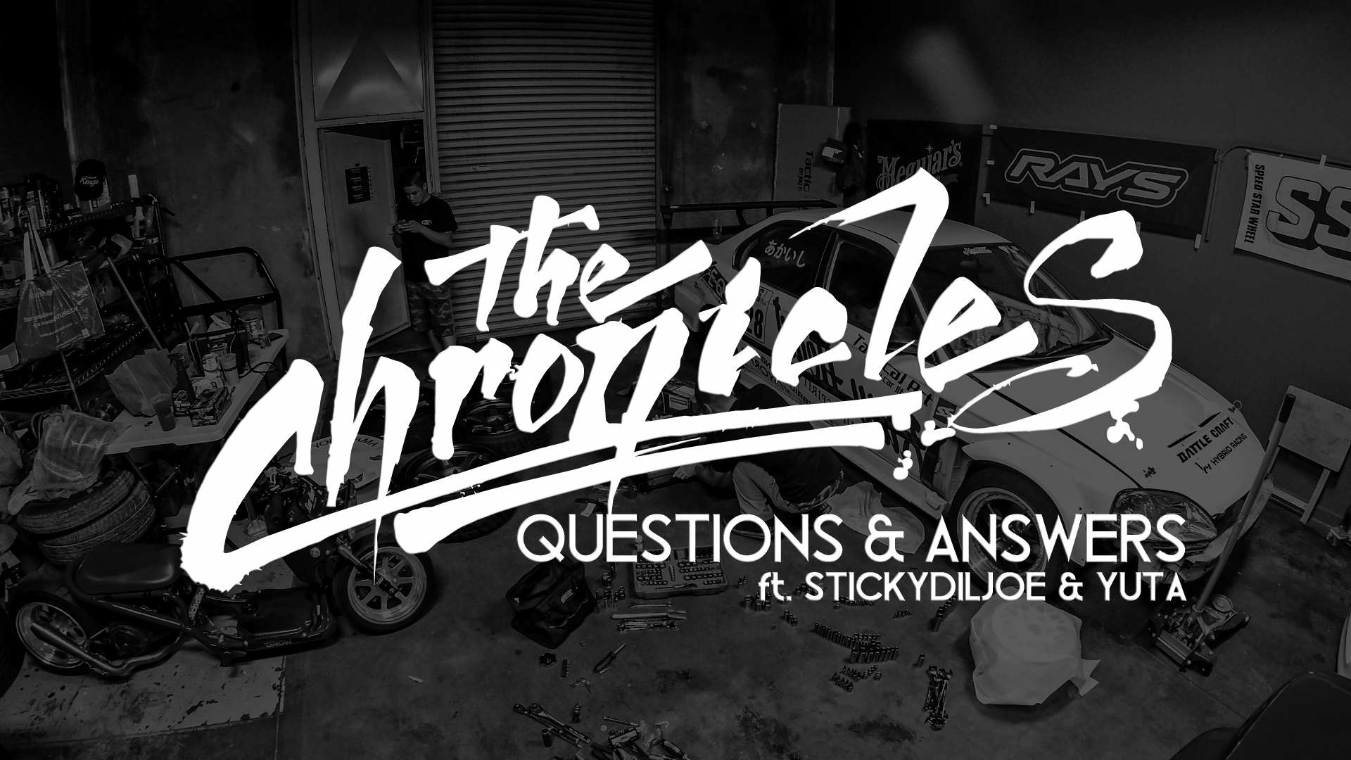 The Chronicles Q&A #1: Ask Me Anything… (Part 3)