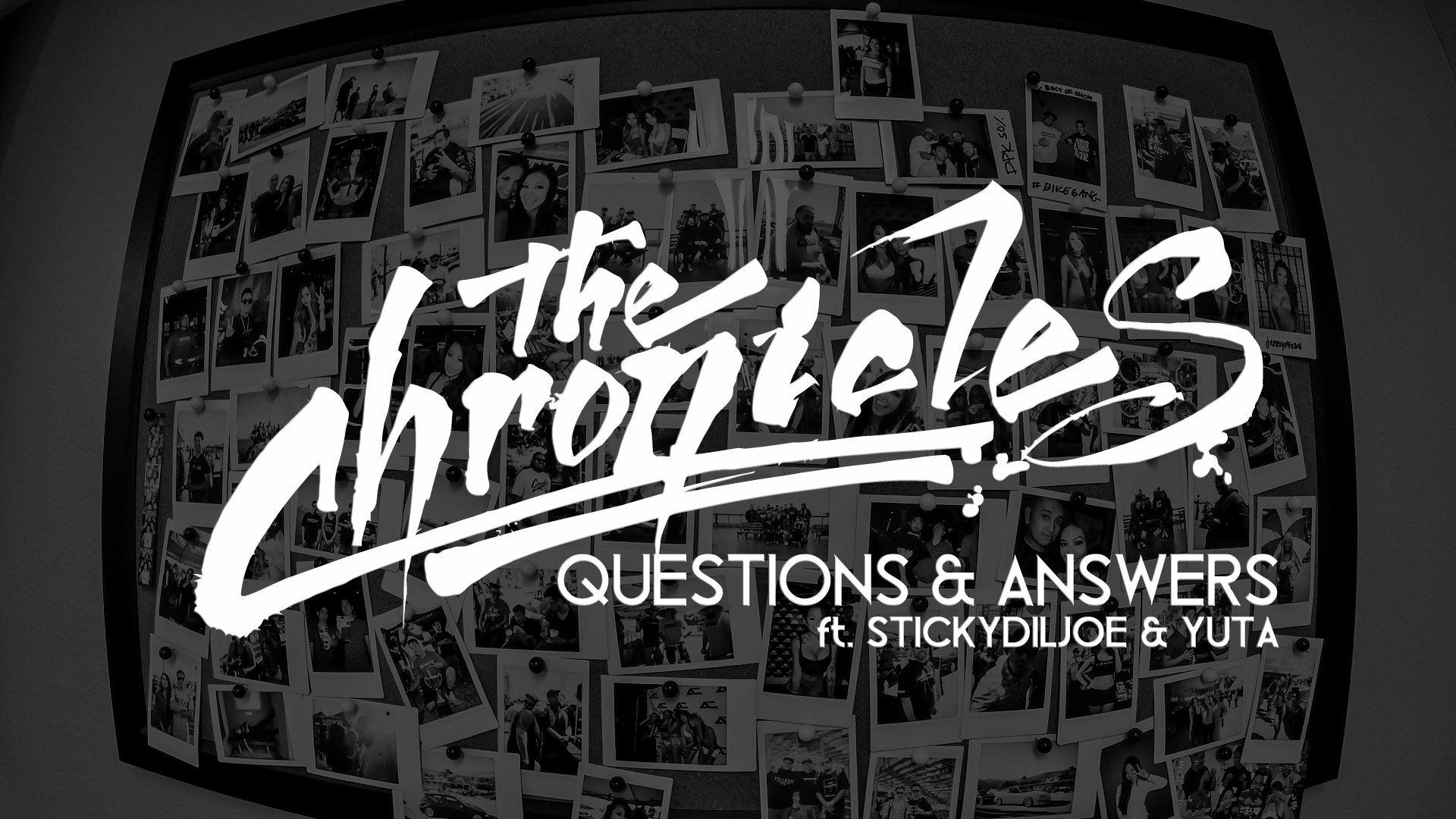 The Chronicles Q&A #1: Ask Me Anything… (Part 4 of 4)