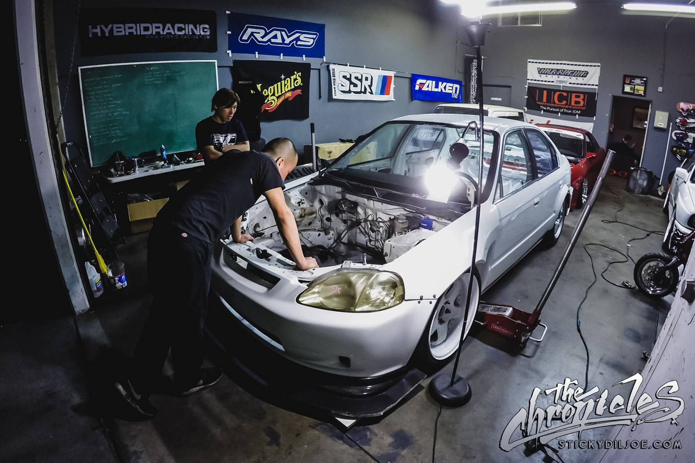 The Chronicles Vlog #16 (Part 7): Rywire ITR , Time Attack Civic, FuguZ Unveil, and Year 7…