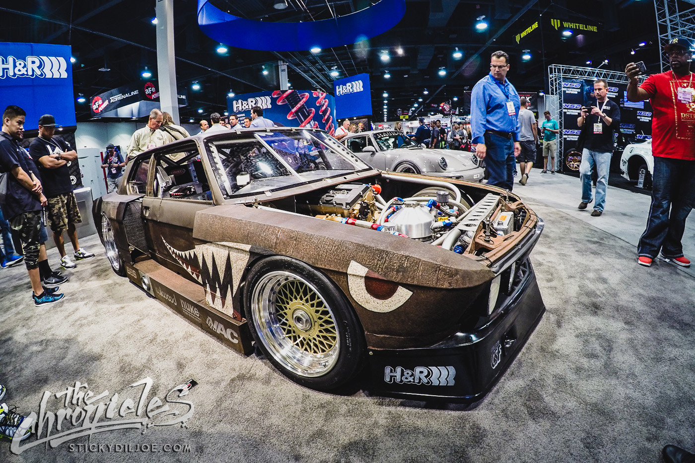 SEMA Show 2015 Coverage…Day 1…