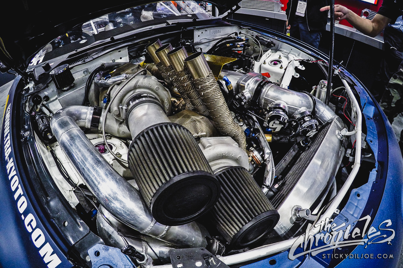 The Chronicles Vlog #17 (Part 4): Day 3 and 4 of SEMA 2015…