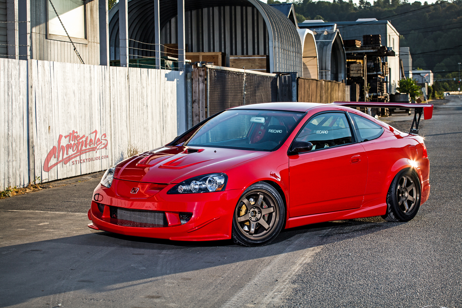 Exclusive Content: Unpublished Photos of Wiiizzer's Mugen RSX from Super Street Magazine…