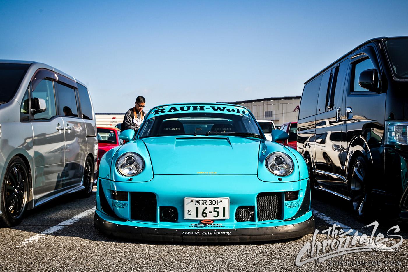 Tokyo Auto Salon 2016 Coverage…Part 1…