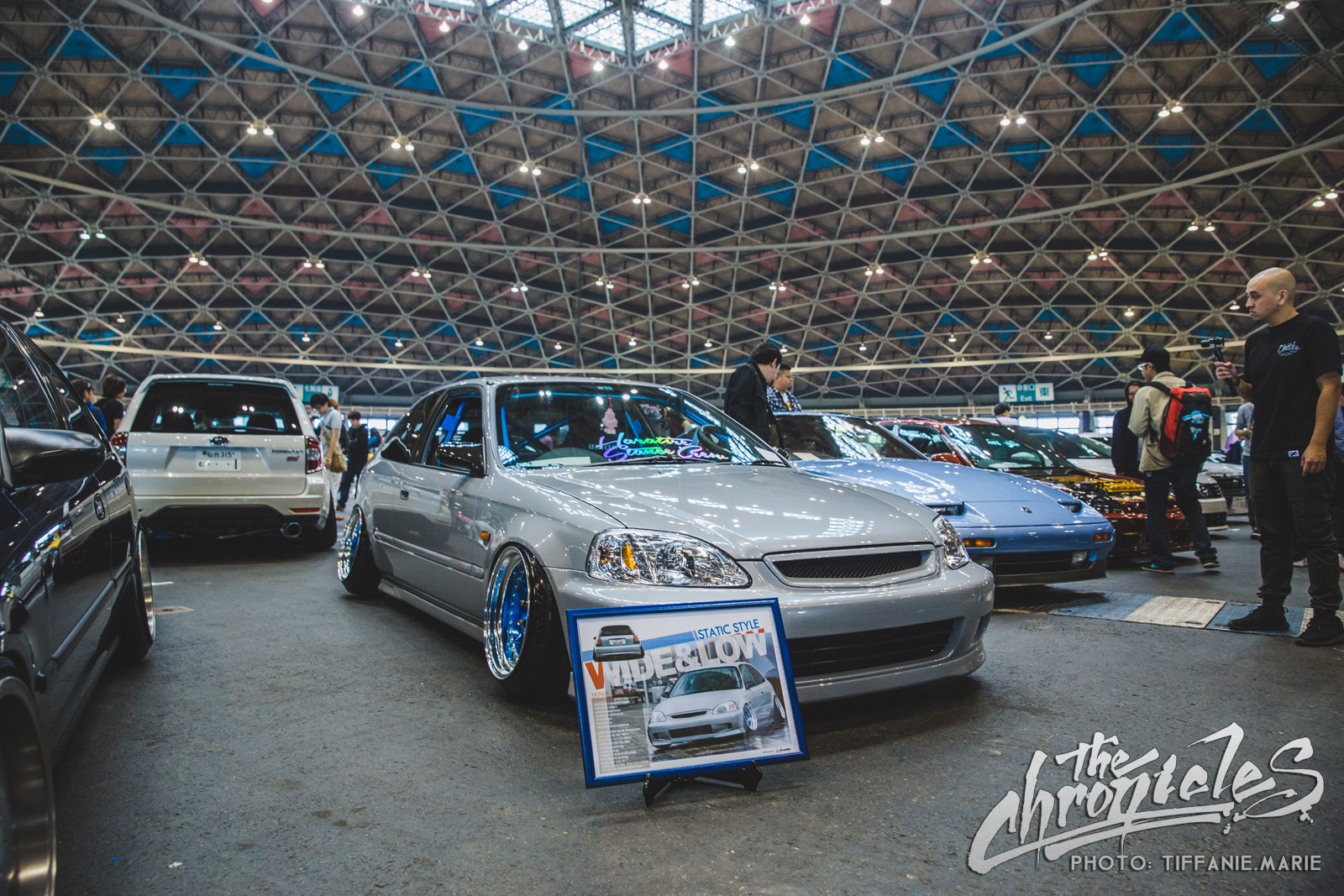 The Chronicles Vlog 2016 #3 (Part 5): Even More Wekfest Japan 2016…