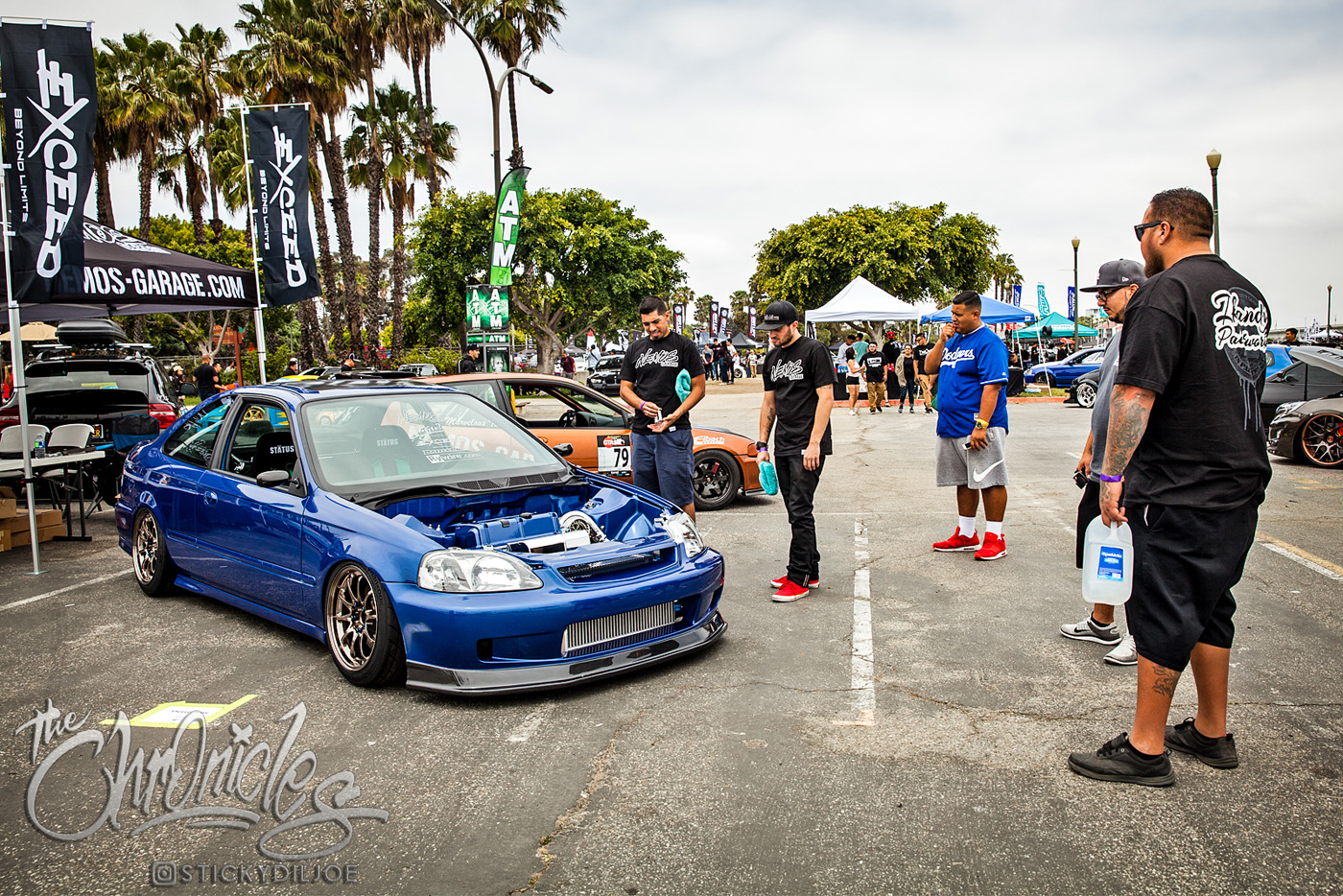 Wekfest LA 2016 Coverage…Part 1…