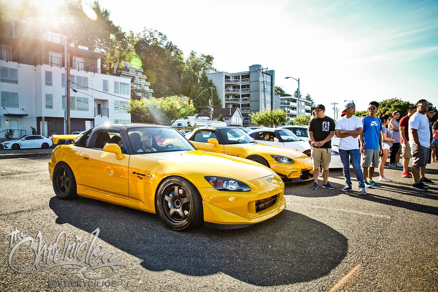 Sunset at Alki Beach Meet 2016 Coverage…Part 2…