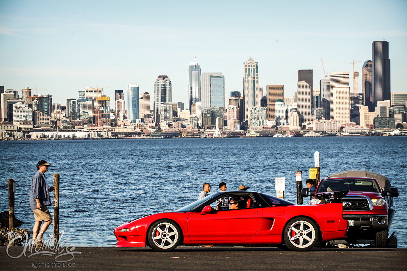 Sunset at Alki Beach Meet 2016 Coverage…Part 1…