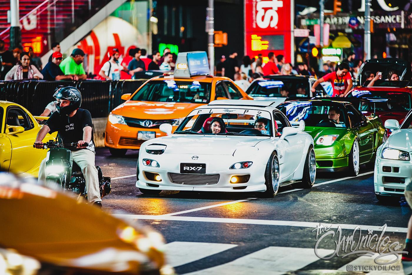 SNTRL x Wekfest 2016 Pregame Cruise Through NYC Coverage…Part 2…