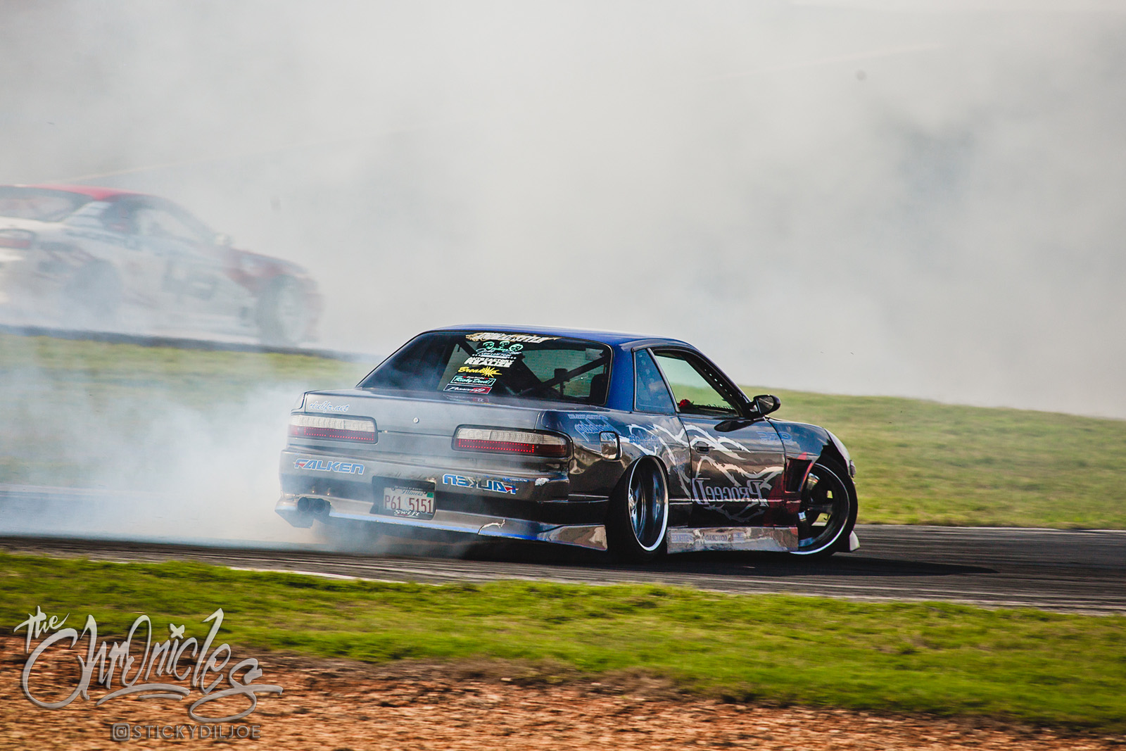 The Chronicles Vlog 2016 #8 (Parts 5 & 6): All That Was Gridlife South 2016…