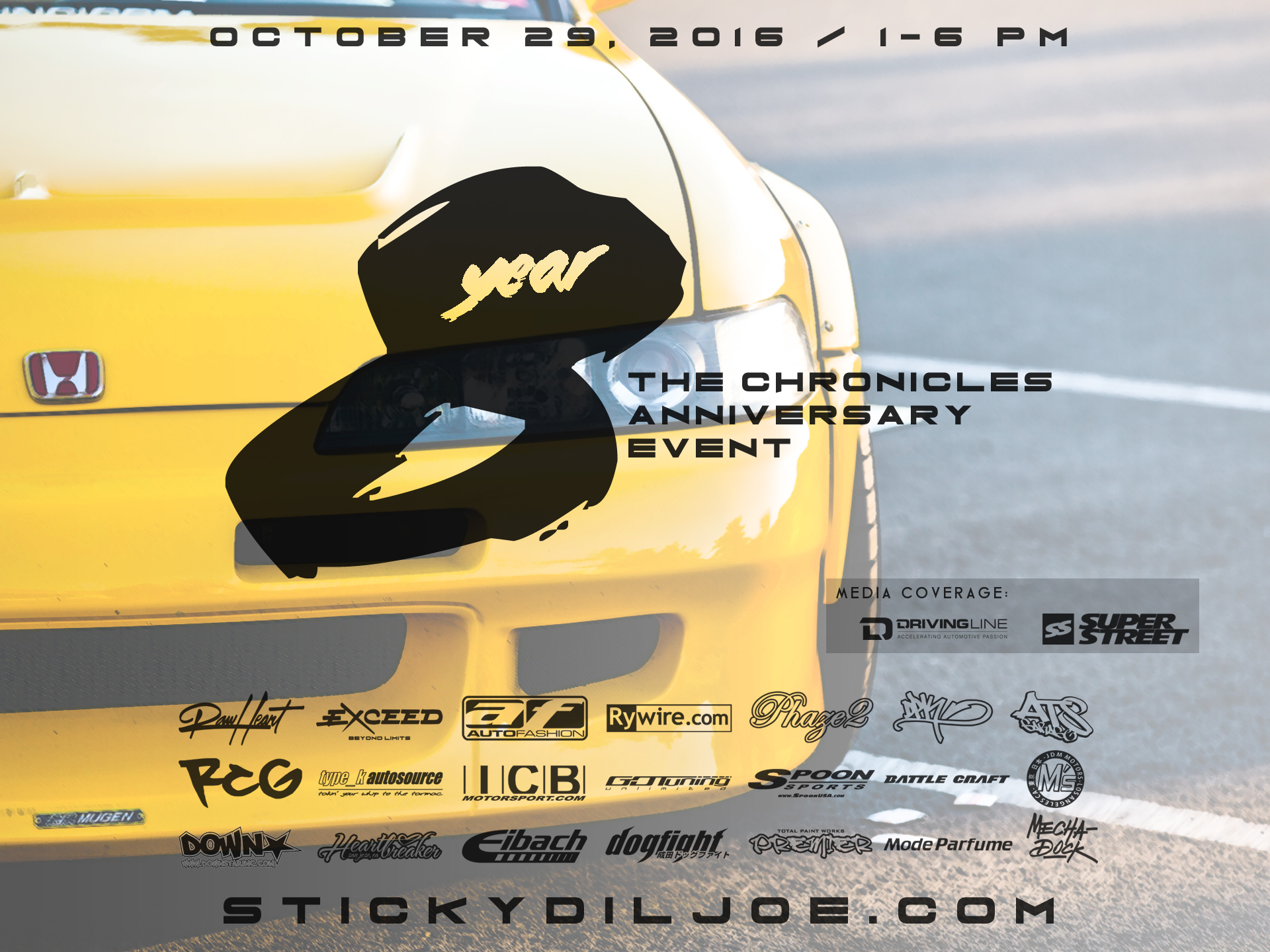 Year8 The Chronicles Anniversary Event and VIP Registration…