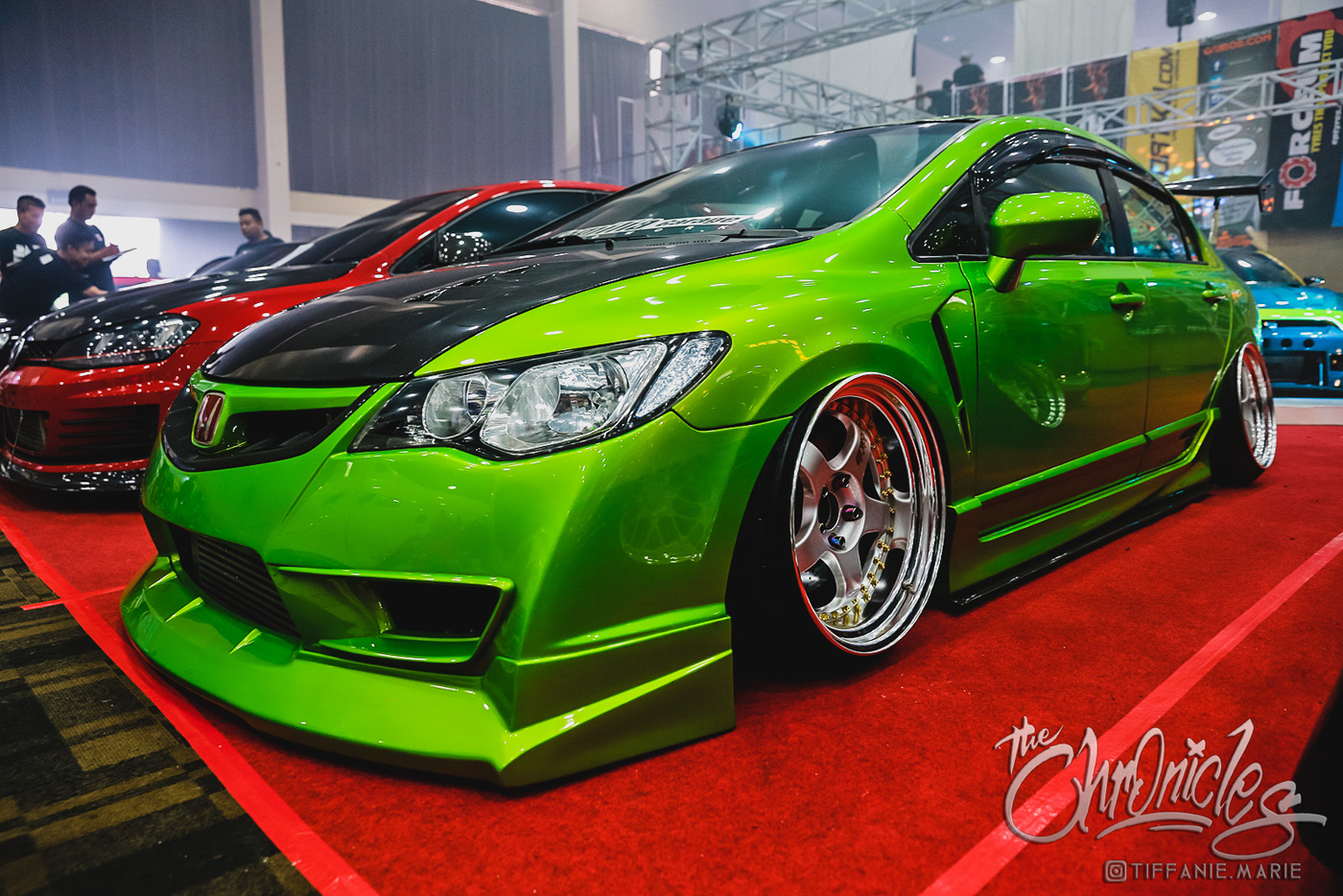 The Chronicles Vlog 2016 #12 (Part 1): HIN Jakarta 2016 Final Battle…