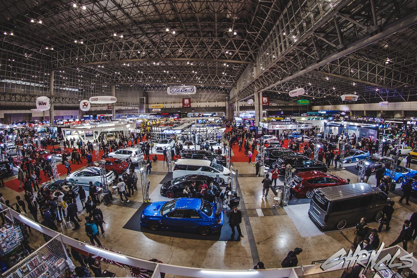 Tokyo Auto Salon 2017 Coverage…Part 1…