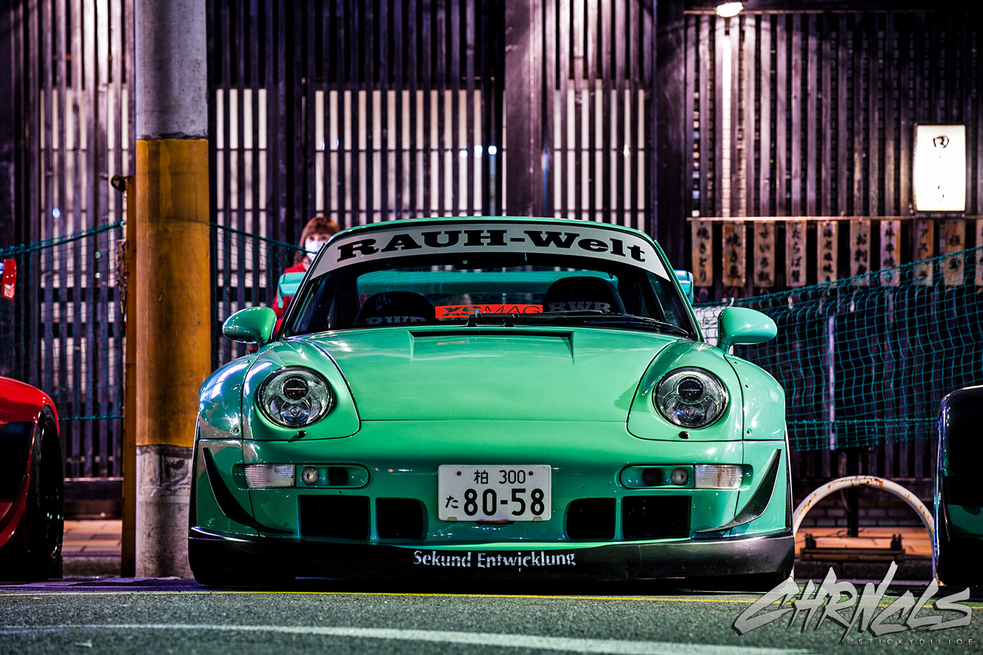 Rauh-Welt Begriff Japan Meet 2017 Coverage… Part 1…