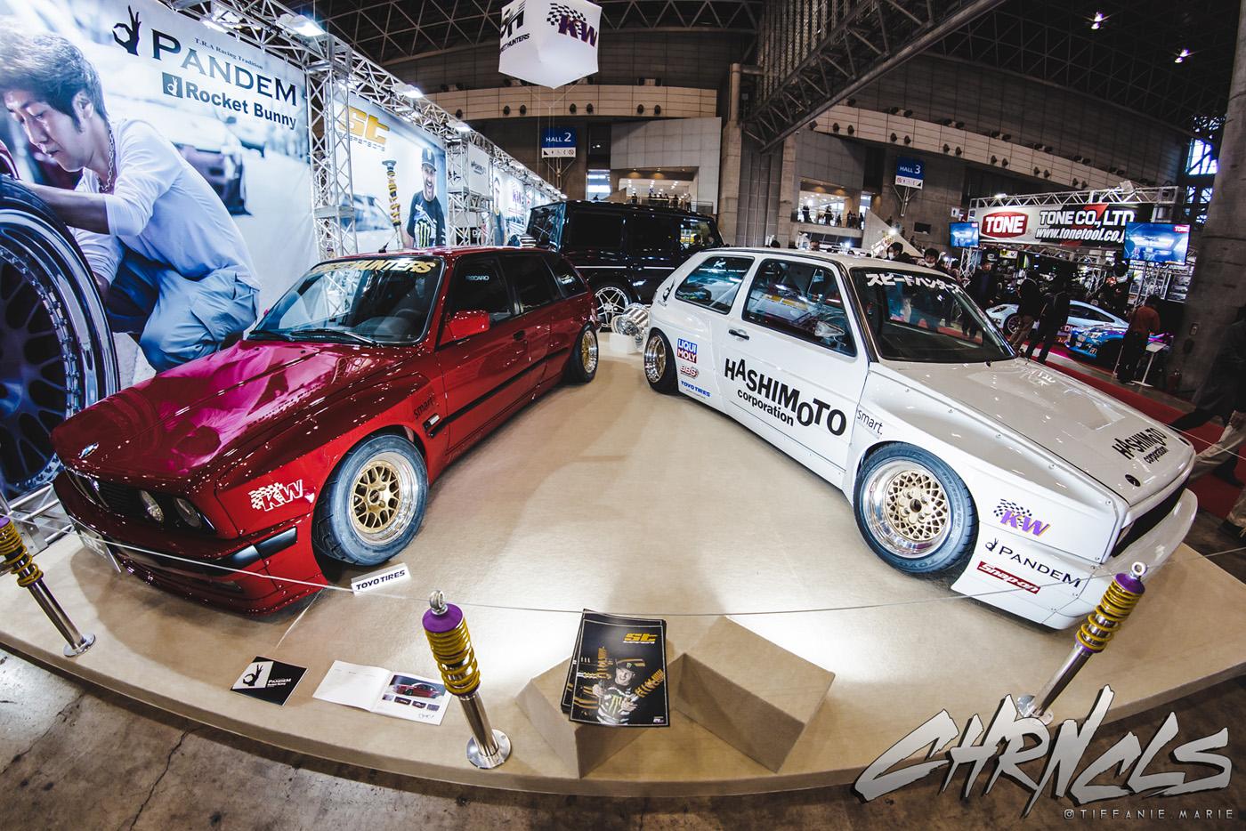 Tokyo Auto Salon 2017 Coverage…Part 2…