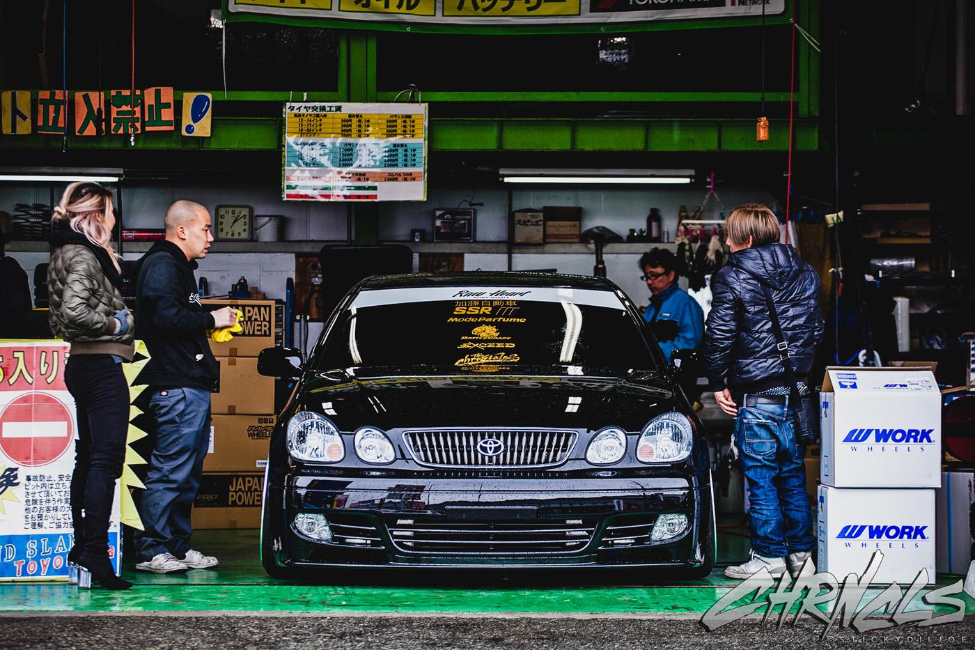 The Chronicles Vlog 2017 #2 (Part 2): Set-Up Day At Osaka Auto Messe 2017…