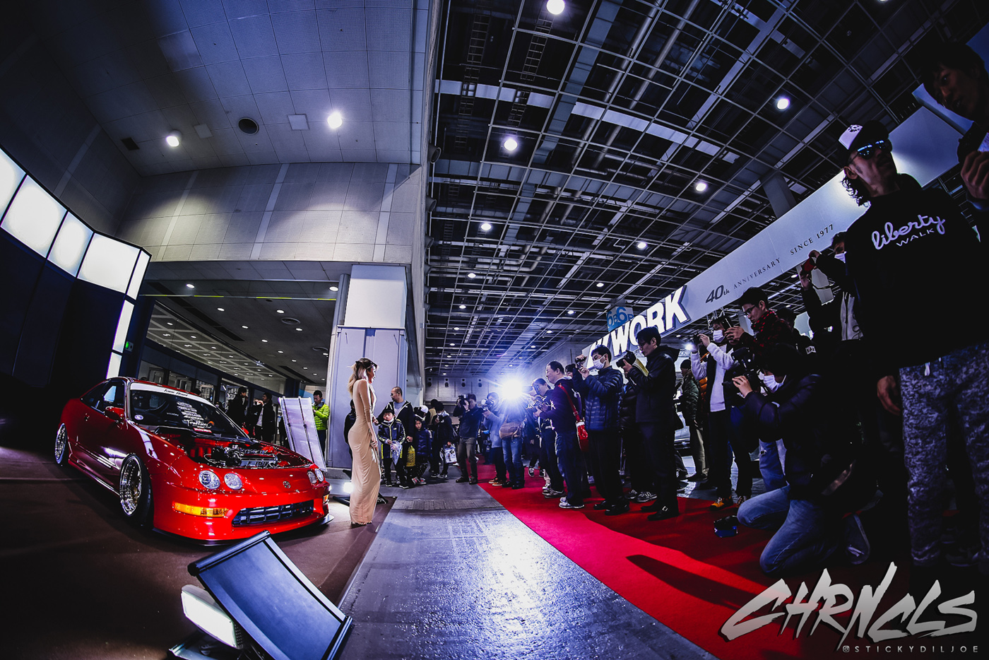 The Chronicles Vlog 2017 #2 (Part 5): The Final Day of Osaka Auto Messe 2017…
