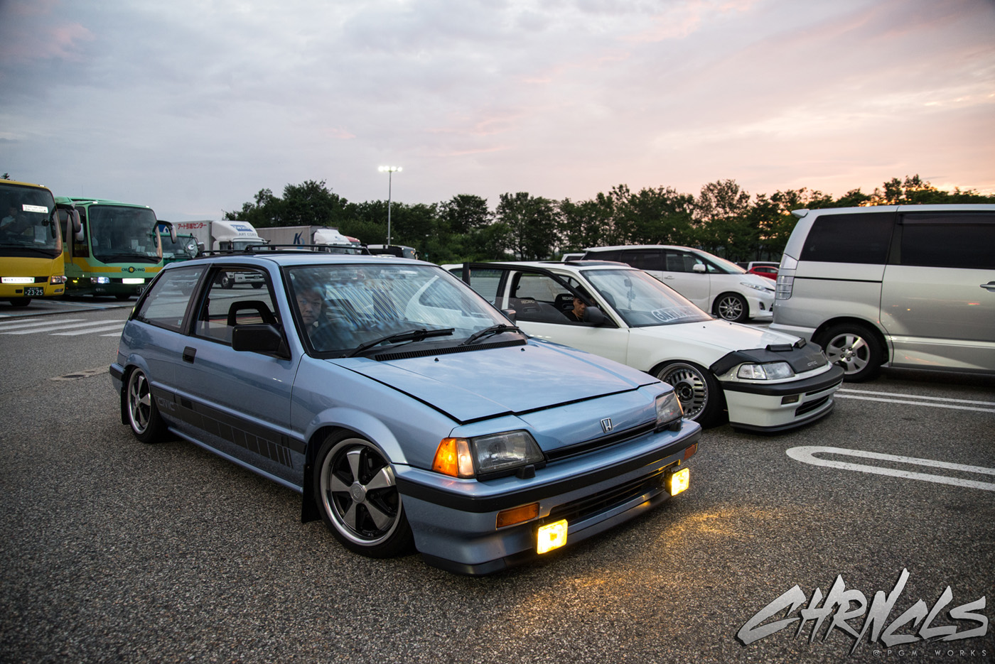 Wreckin' Meet Japan 2016 Coverage… Part 1…