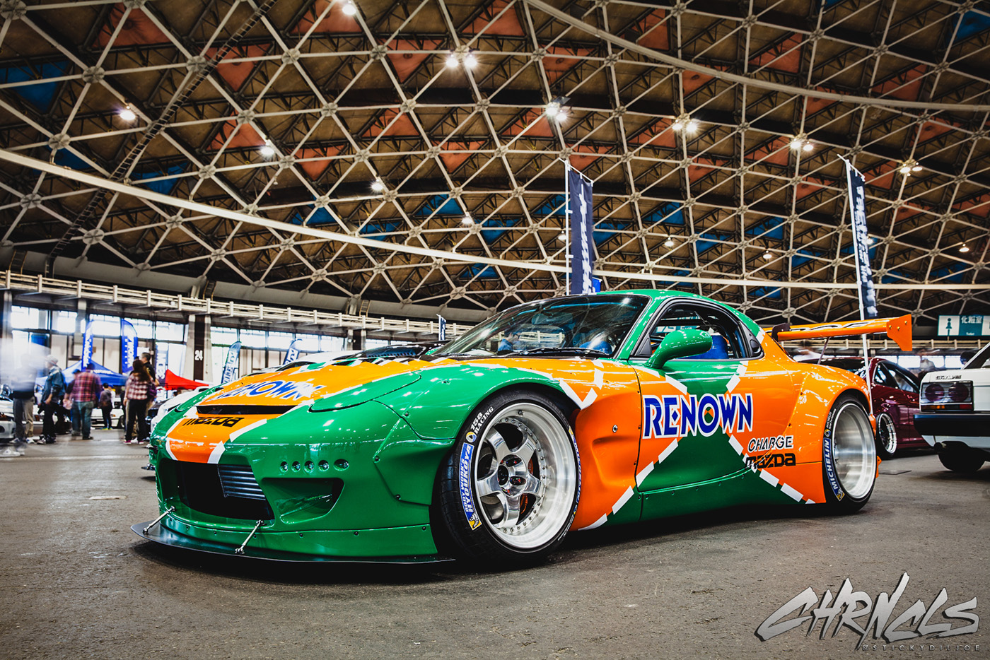 Wekfest Japan 2017 Coverage… Part 4…