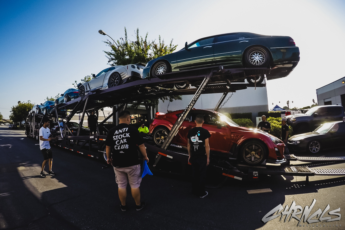 The Chronicles Vlog 2017 #6 (Part 1): Car Show Season In Full Force…