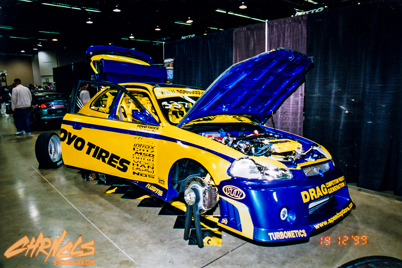 The Archives: Import Showoff EXC 1999 Coverage… Part 1…