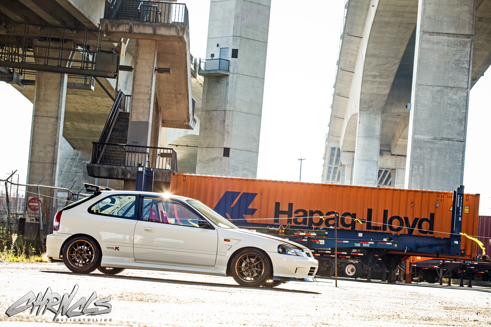 Exclusive Content: Unpublished Photos From Franklin Woo's Civic SS Feature…
