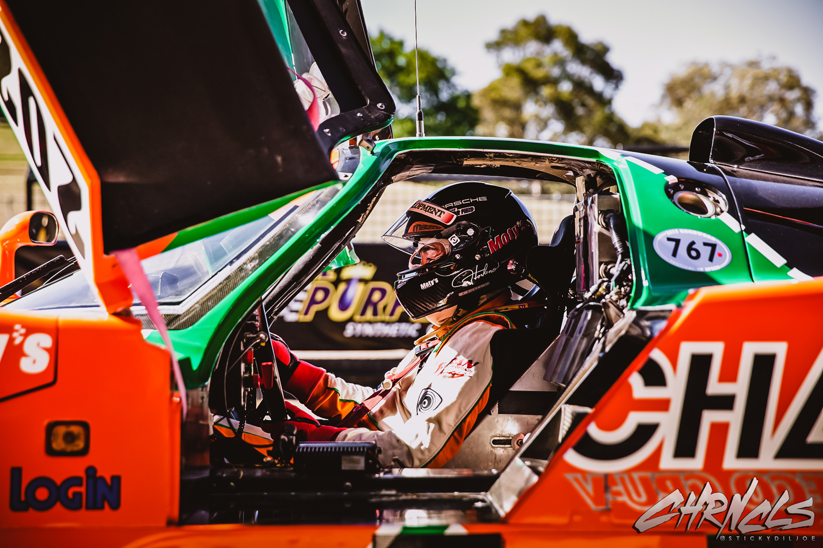 The Chronicles Vlog 2017 #10 (Part 2): Japanese Racing Legends & More at WTAC…