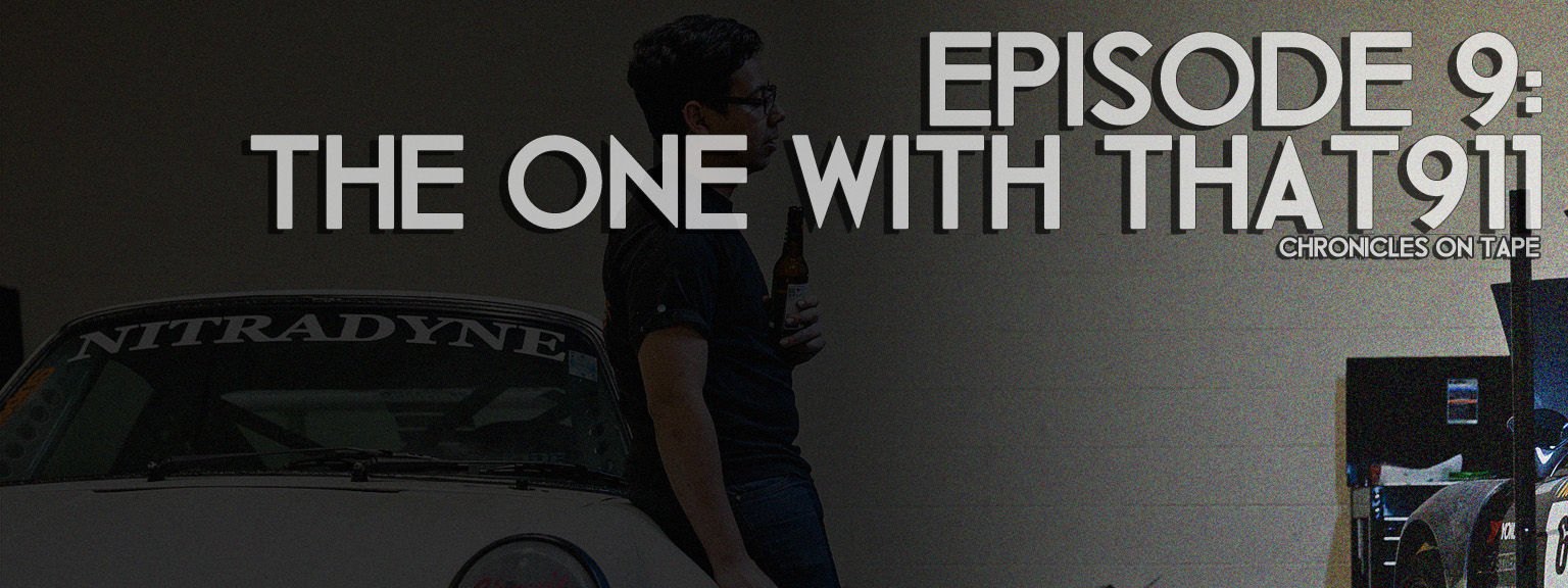 Chronicles On Tape Podcast Episode 9: The One With That911…