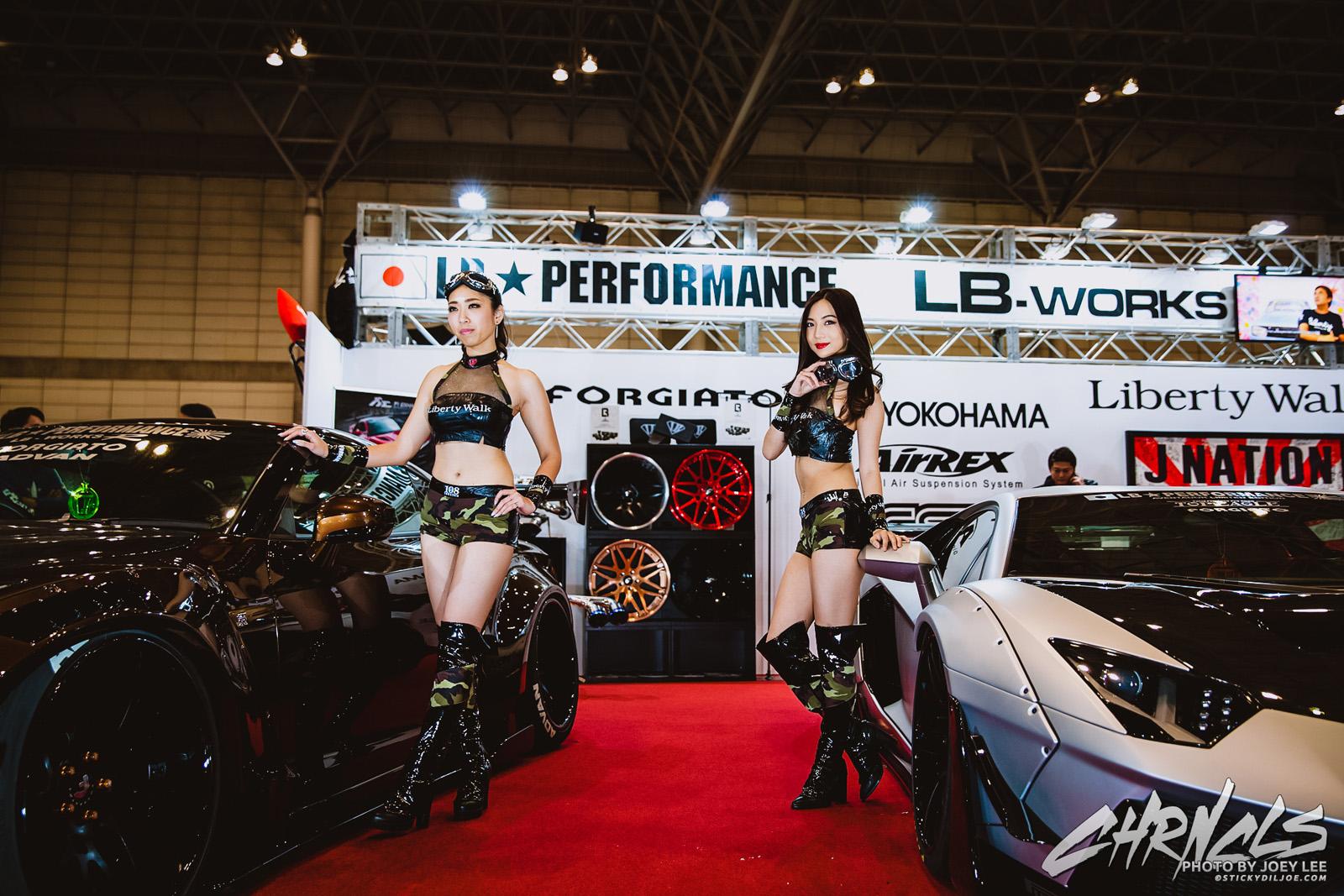 Tokyo Auto Salon 2018! – CHRNCLS Vlog 2018 #1 (Part 1)