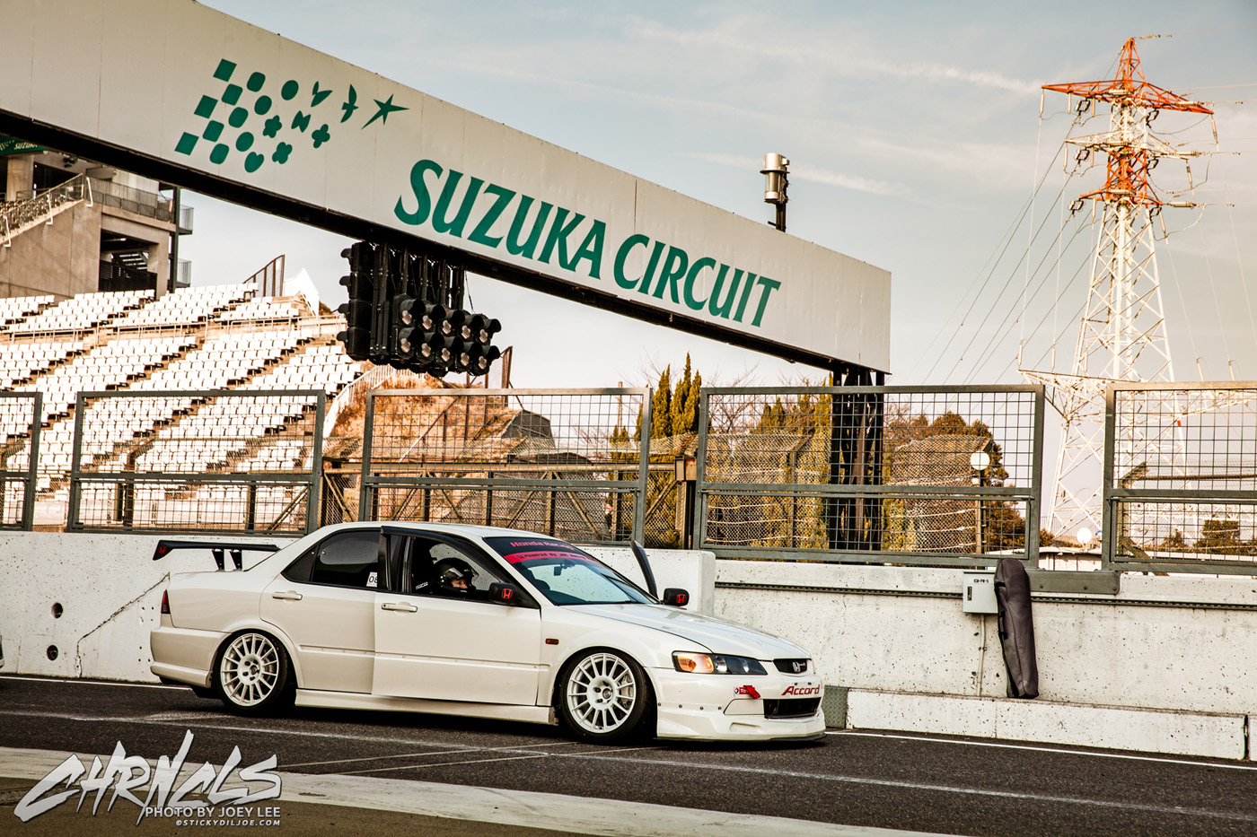 A Memorable Visit To The Famed Suzuka Circuit…