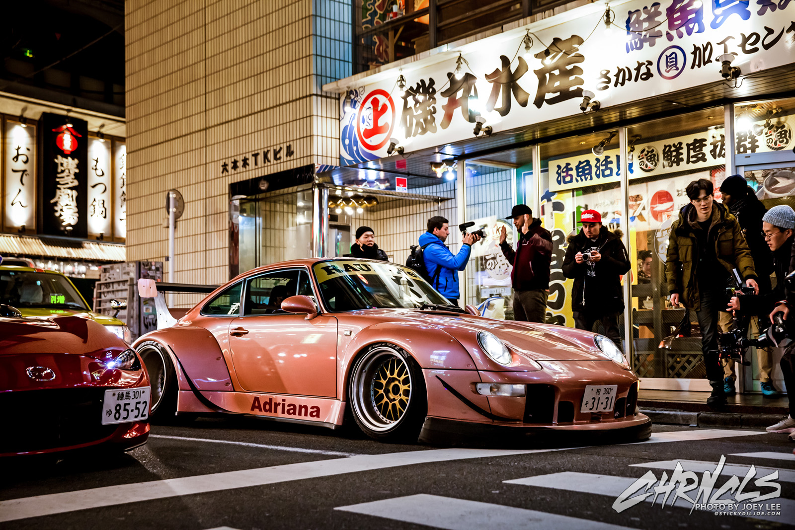 RWB Party in Roppongi Hills 2018 Coverage…