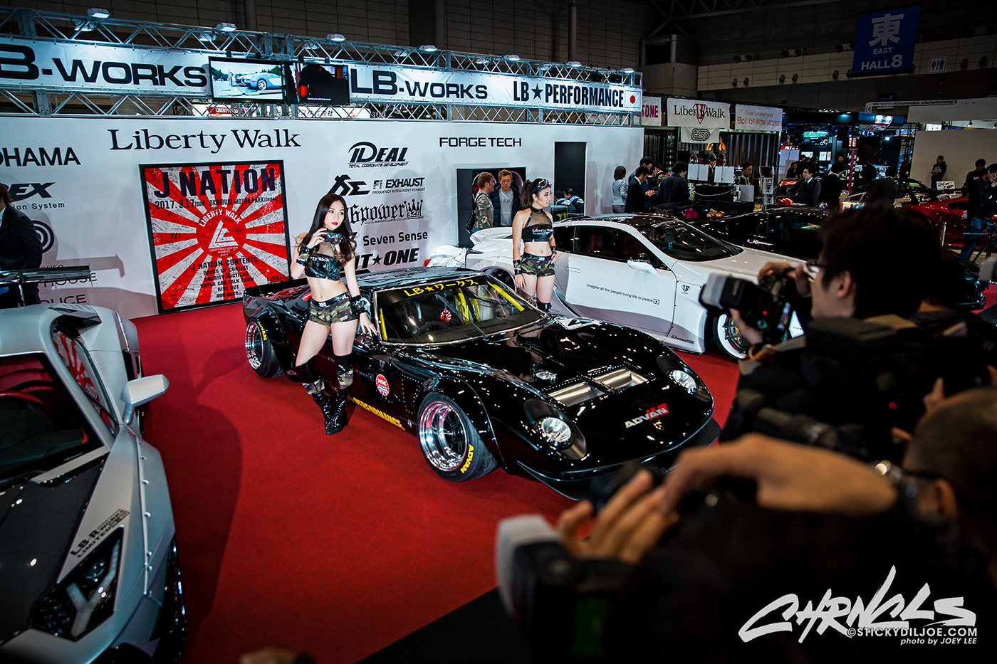 Tokyo Auto Salon 2018 Coverage…Yes It's Pretty Late…