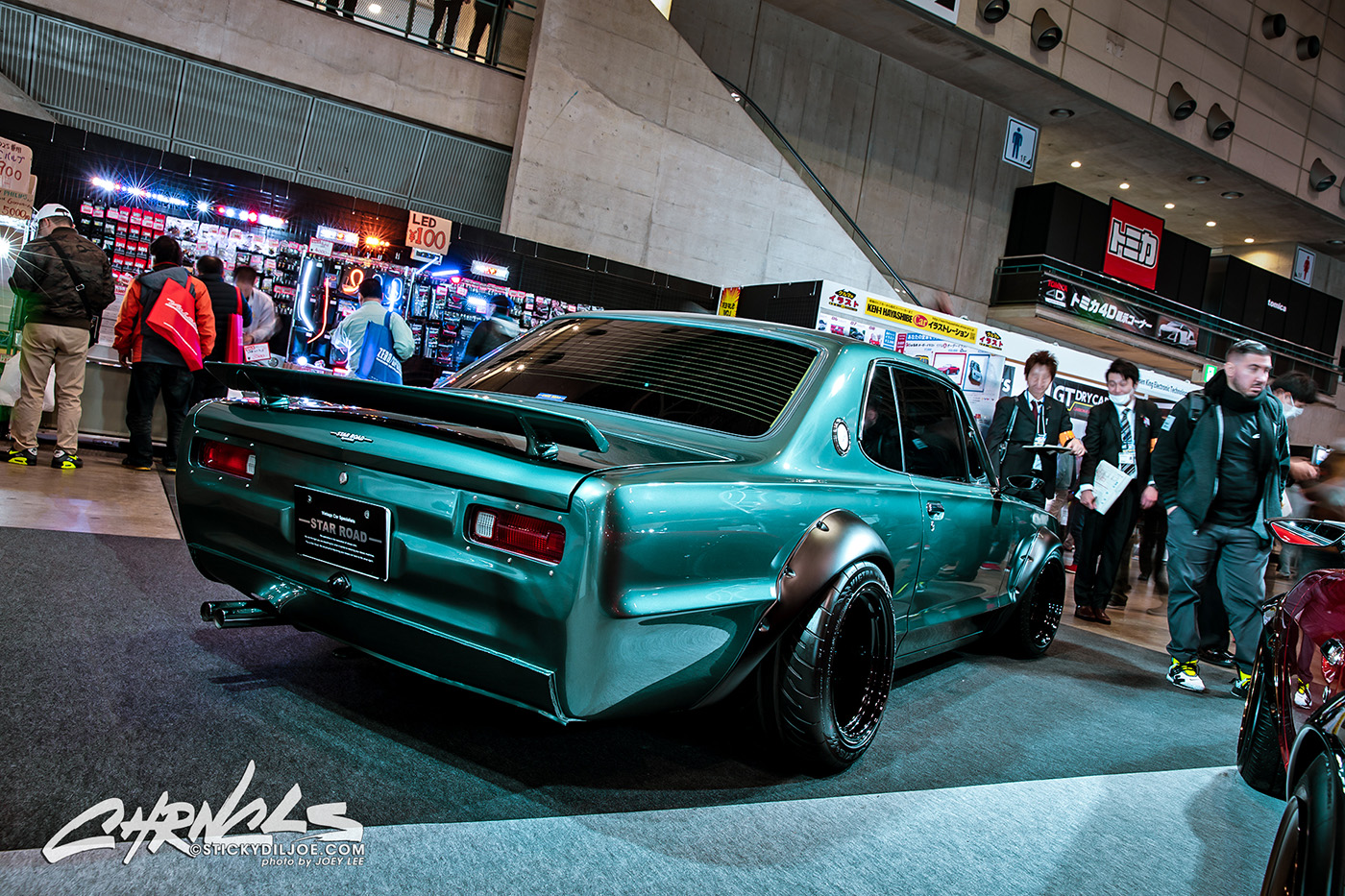 Tokyo Auto Salon Day 2 Wrap-Up! – CHRNCLS Vlog 2019 #2 (Part 3)